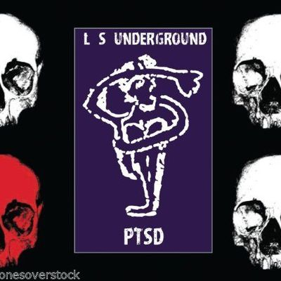 LS UNDERGROUND - PTSD (Legacy Edition) (*NEW-CD, 2012, Retroactive Records)