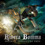 RIVERA BOMMA - INFINITE JOURNEY OF SOUL (*NEW-CD, 2013, Retroactive) Elite Prog/Power Metal featuring Mike LePond of Symphony X