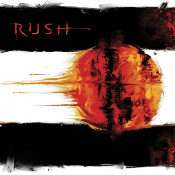 RUSH - VAPOR TRAILS (*Pre-Owned CD, 2002, Atlantic)