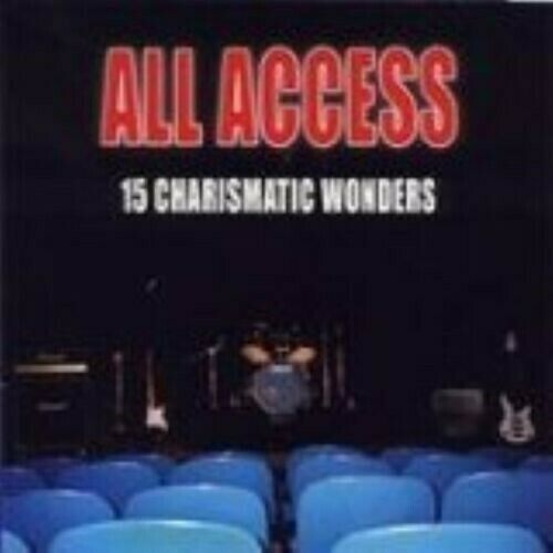 ALL ACCESS - 15 CHARSMATIC WONDERS (*NEW-CD, 2001, Ionic Records) Christian pop punk ala MxPx!