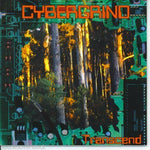 CYBERGRIND - TRANSCEND (*NEW-CD, 2000, Rowe) Mick Carlisle of Mortification!
