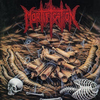 MORTIFICATION - SCROLLS OF THE MEGILLOTH (*NEW-OCHRE VINYL, 2016/2018)