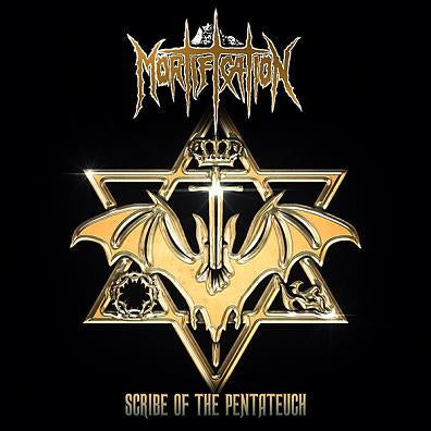 MORTIFICATION - SCRIBE OF THE PENTATEUCH (*NEW-CD, 2013, Soundmass)