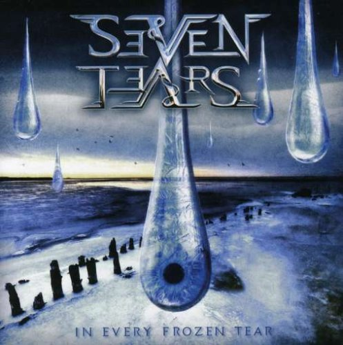 Seven Tears ‎– In Every Frozen Tear (*Pre-Owned CD, 2008, Frontiers) Crunchy, powerful AOR melodic hard rock/metal
