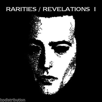 Saviour Machine - Rarities/Revelations 1 (1990-93) (*NEW-CD, 2012, Retroactive)