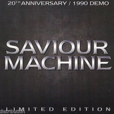 SAVIOUR MACHINE - 20th ANNIVERSARY/1990 DEMO (*NEW-CD, Retroactive)