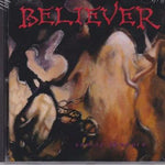 BELIEVER - SANITY OBSCURE (1990, R.E.X.) Original Issue CD