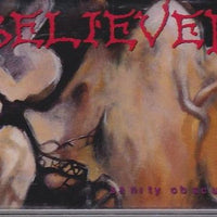 BELIEVER - SANITY OBSCURE (TAPE, 1990, R.E.X.) Original Issue