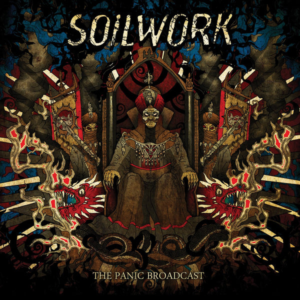 SOILWORK - PANIC BROADCAST (*PreOwned CD + DVD Set, 2012)