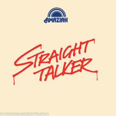 AMAZIAH - STRAIGHT TALKER: (Legends Remastered Vol 1) CD, Born Twice Records