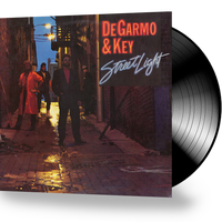 DeGarmo & Key ‎– Street Light (*Used-VINYL, 1986, Power Disc)