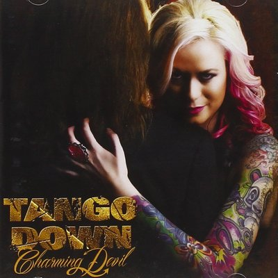 TANGO DOWN - CHARMING DEVIL (Kivel Records) CD mainstream metal