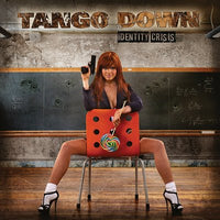 TANGO DOWN - IDENTITY CRISIS (Kivel Records) CD mainstream hair metal