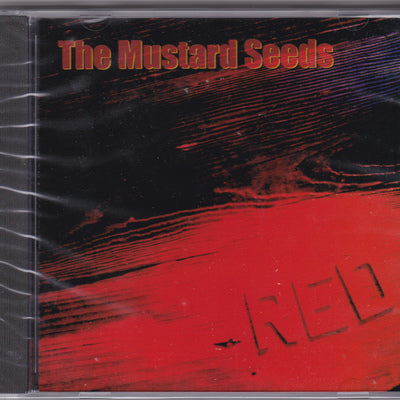 MUSTARD SEEDS - RED (*NEW-CD, 1998, Radio Mafia) Heavy grooves ala King's X! **Last copies!