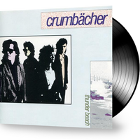 CRUMBACHER - THUNDER BEACH (*NEW-SEALED VINYL, 1987, Frontline)