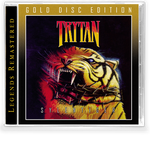 TRYTAN - SYLENTIGER (*NEW-Gold Disc Edition CD, 2020, Retroactive) *Gold Disc Edition