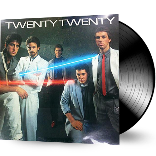 Twenty Twenty (*Pre-Owned-Vinyl. 1985, Benson) Elite 80's AOR ROCK SOUND. MEMBERS OF GEOFF MOORE AND THE DISTANCE.