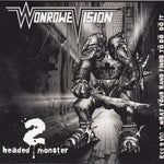 WONROWE VISION - TWO HEADED MONSTER (*NEW-CD, 2015, Rowe) Mortification