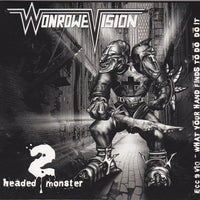 WONROWE VISION - TWO HEADED MONSTER (*NEW-CD, 2015, Rowe)