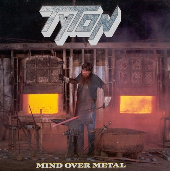 TYTON - MIND OVER METAL (*NEW-VINYL, 1987, Medusa) Elite melodic metal! Christian overtones