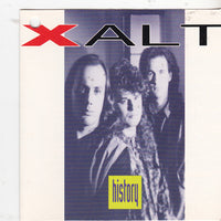 XALT - HISTORY (1991, Pure Metal Records) CD