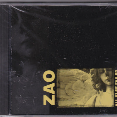 ZAO - ALL ELSE FAILED (2000, Steadfast/MGP)