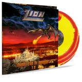 ZION - THUNDER FROM THE MOUNTAIN 2.0 (2019, GATEFOLD - COLOR SWIRL VINYL)
