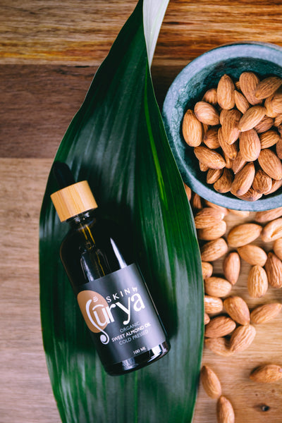 Organic Sweet Almond Carrier Oil
