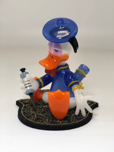 Donald Doper Duck by Jsmart Glass