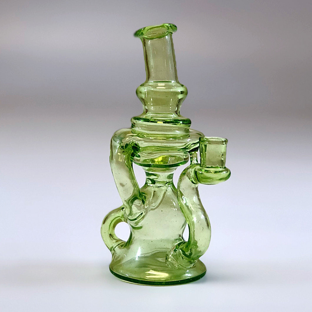 Slurm Mini Klein by keyed Glass