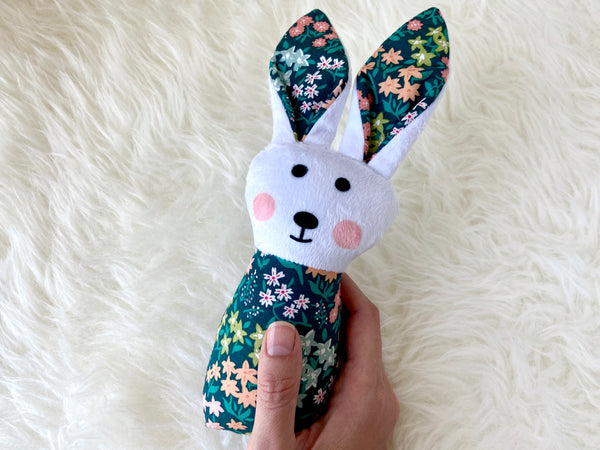 clearance: custom plush bunny