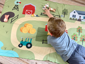 farm play mat