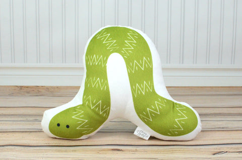Inchworm Plush Animal Pillow