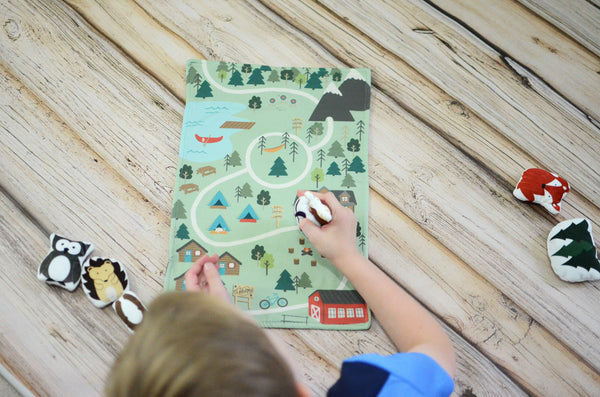 camp play mat