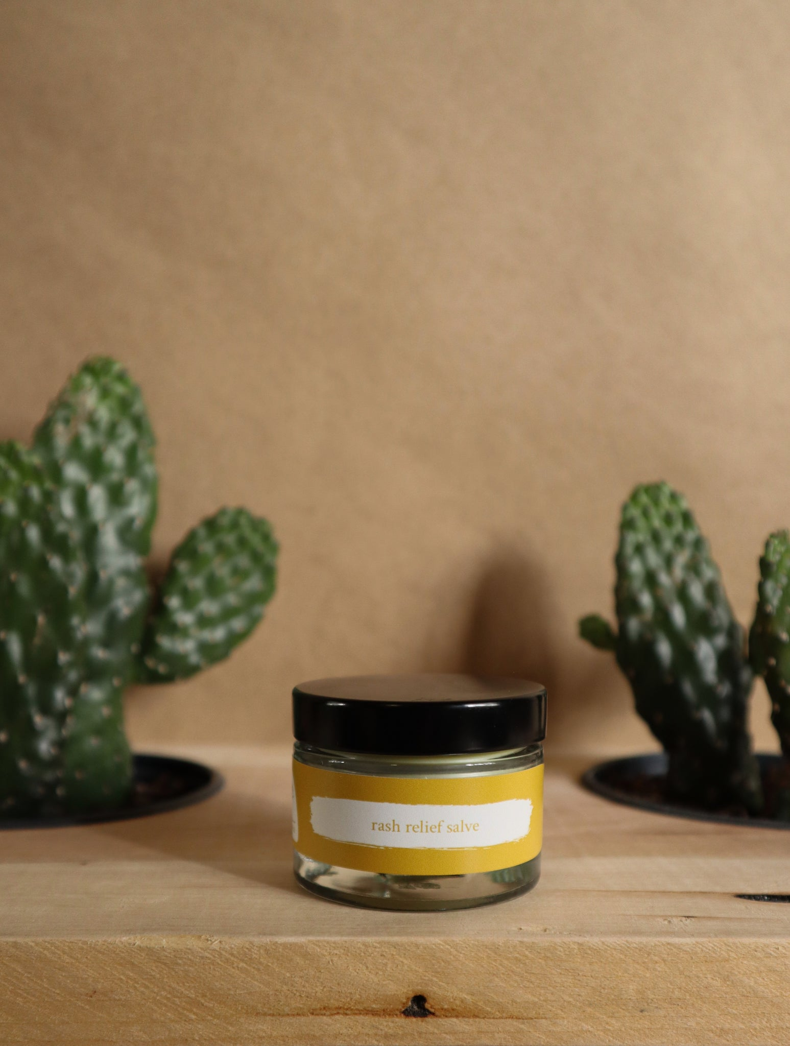 rash relief salve.