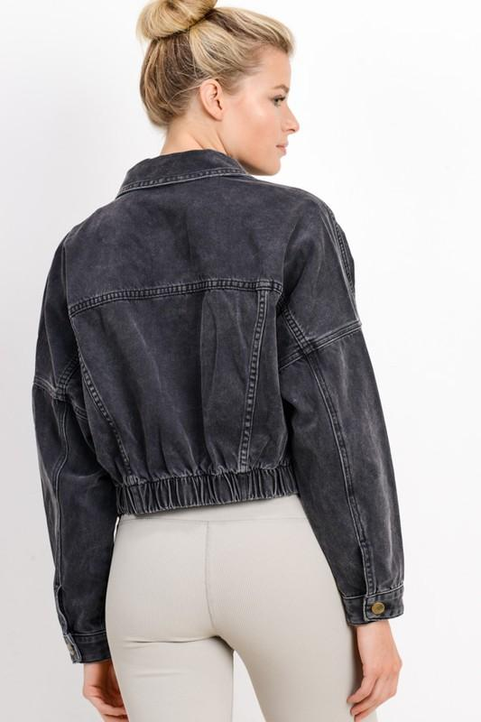 Wiley Denim Jacket