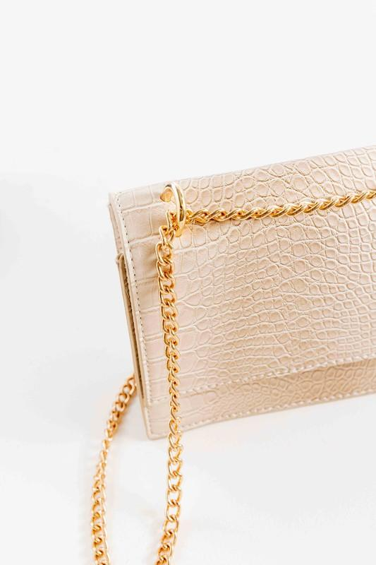 Sienna Chain Crossbody Bag