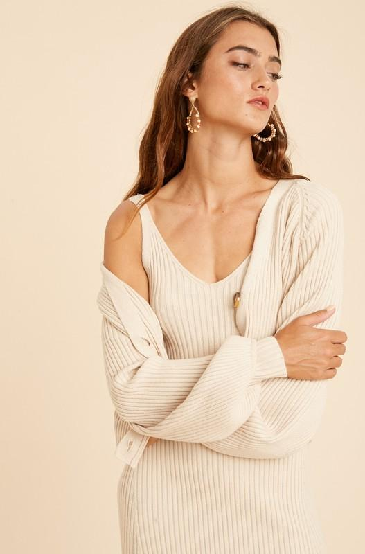The Hamptons Sweater Set