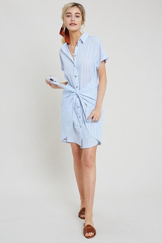 Carraway Stripe Dress