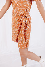 Clementine Spotted Dress