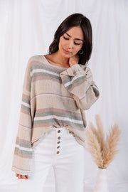 Fauna Stripe Sweater