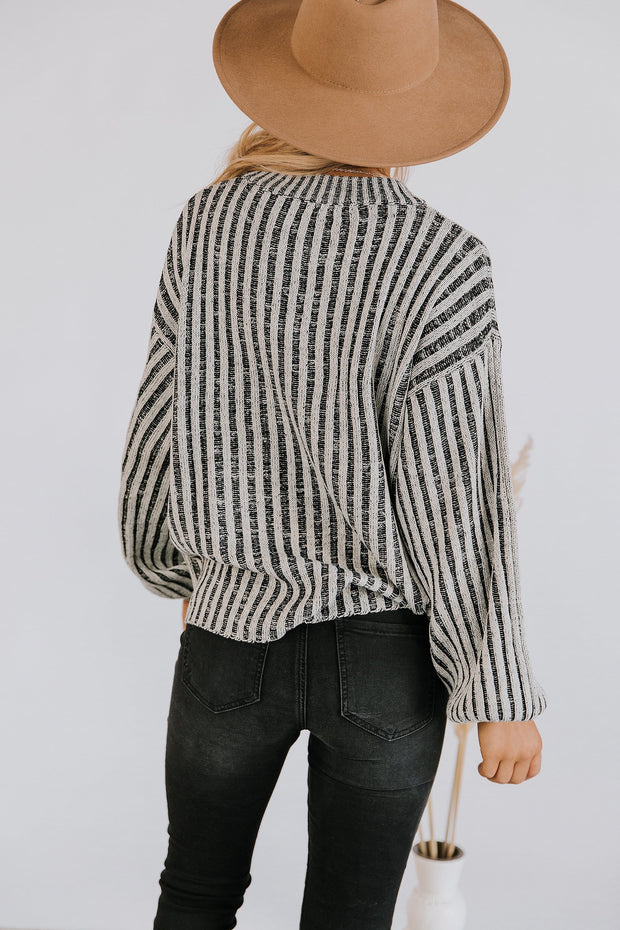 Up North Knit Sweater