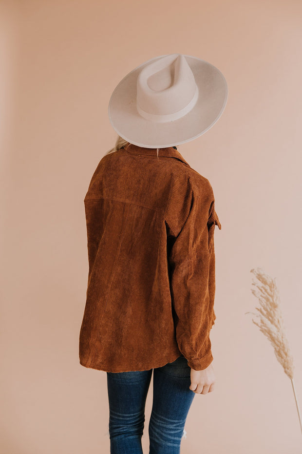Ledger Corduroy Jacket