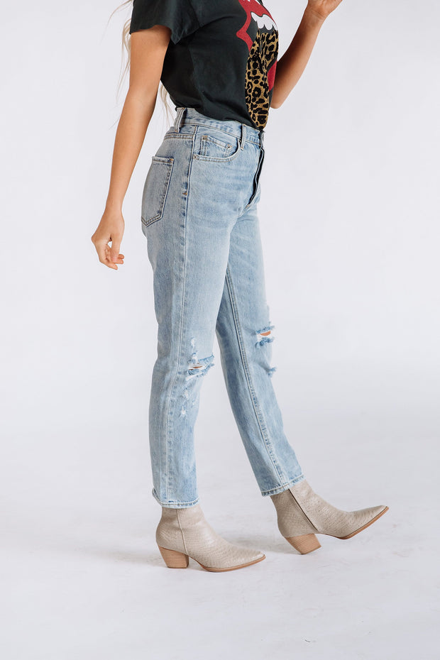 Claude Distressed Jeans