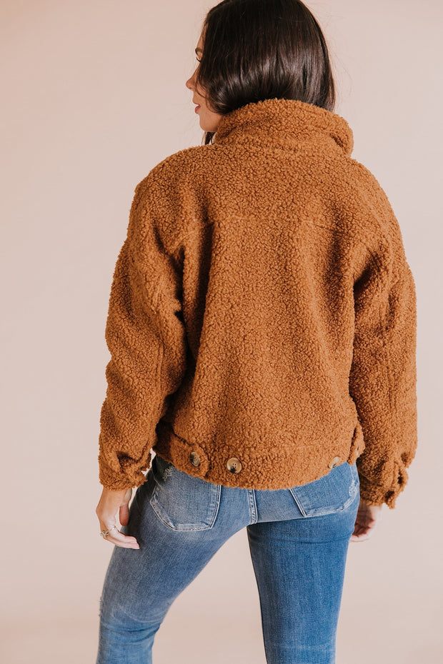 Beck Teddy Jacket