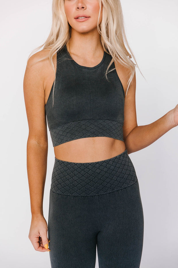 In The Zone Longline Sports Bra