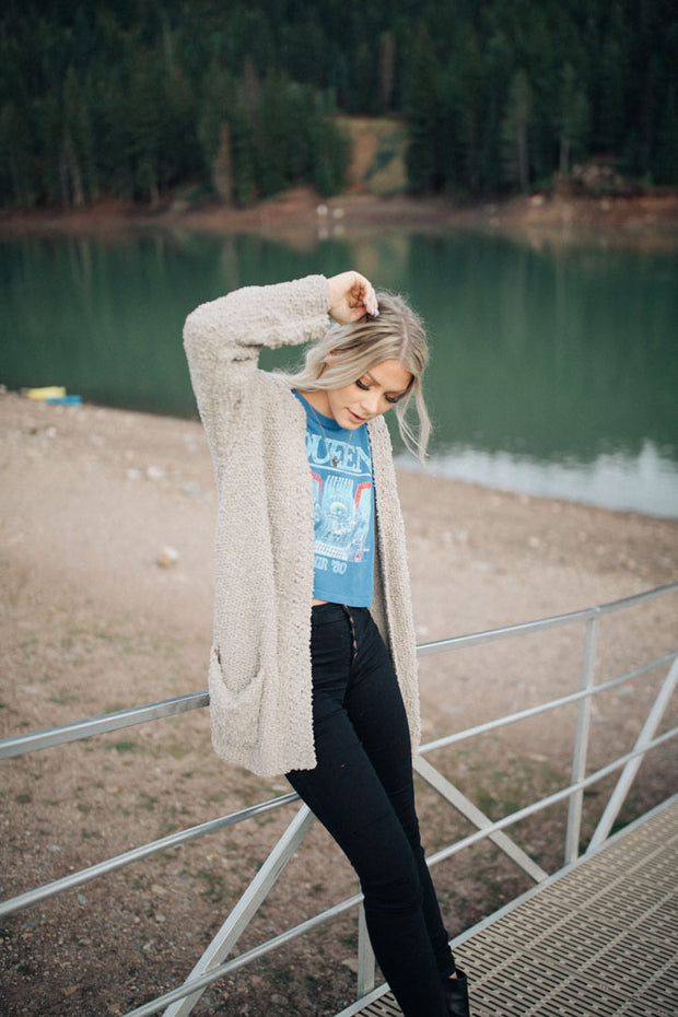 Crisp Mornings Cardigan