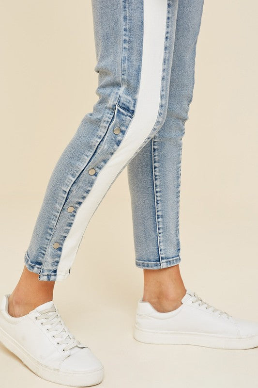 Sawyer Snap Denim