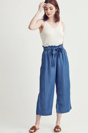 Easy Does it Pants in Dark Blue