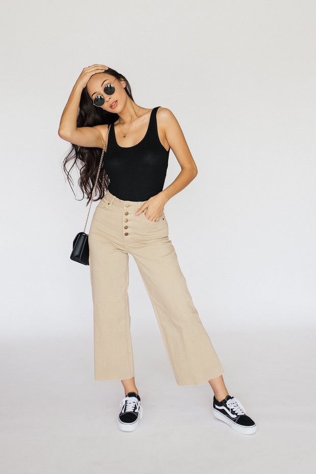 Cyd Pants in Tan